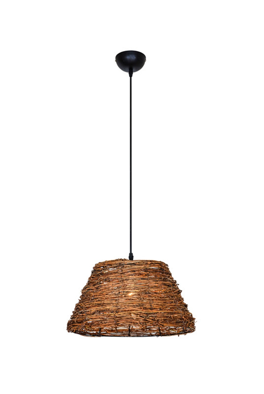 Modern Design Decorative Rattan Pendant 1000-1 Suoling Lighting