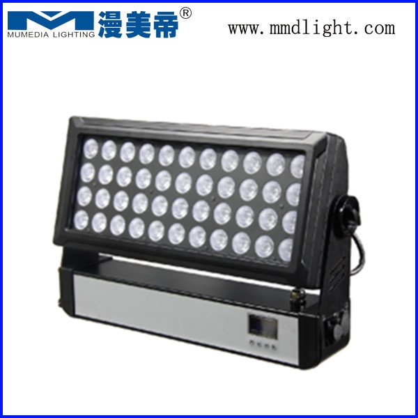 44pcs LED Outdoor Waterproof Led Wall Washer monochrome