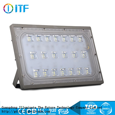 High Lumen SMD Outdoor Lighting Waterproof 30 50 70 100 150 200 Watt LED Flood Lights For Project
