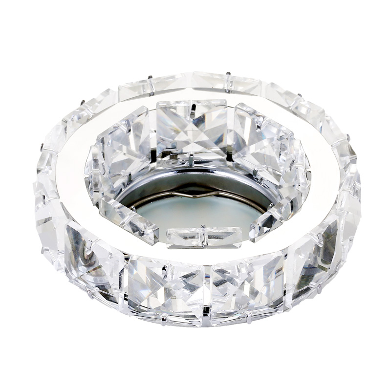 High quality crystal downlight ceiling light