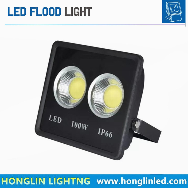 Hot Sale LED Flood Light LED Outdoor Lighting 100W Available