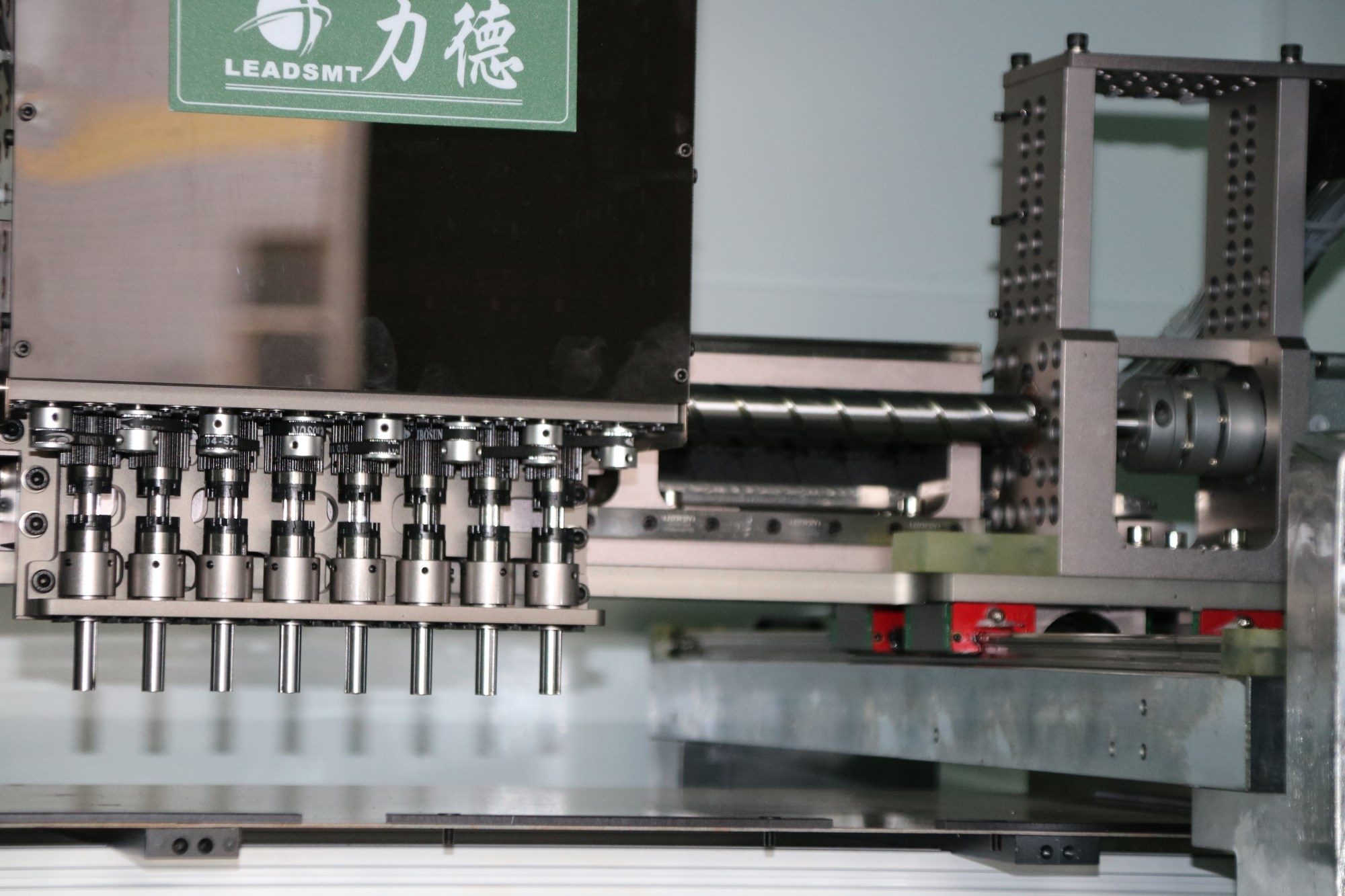 SMD LED PICK AND PLACE MACHINE