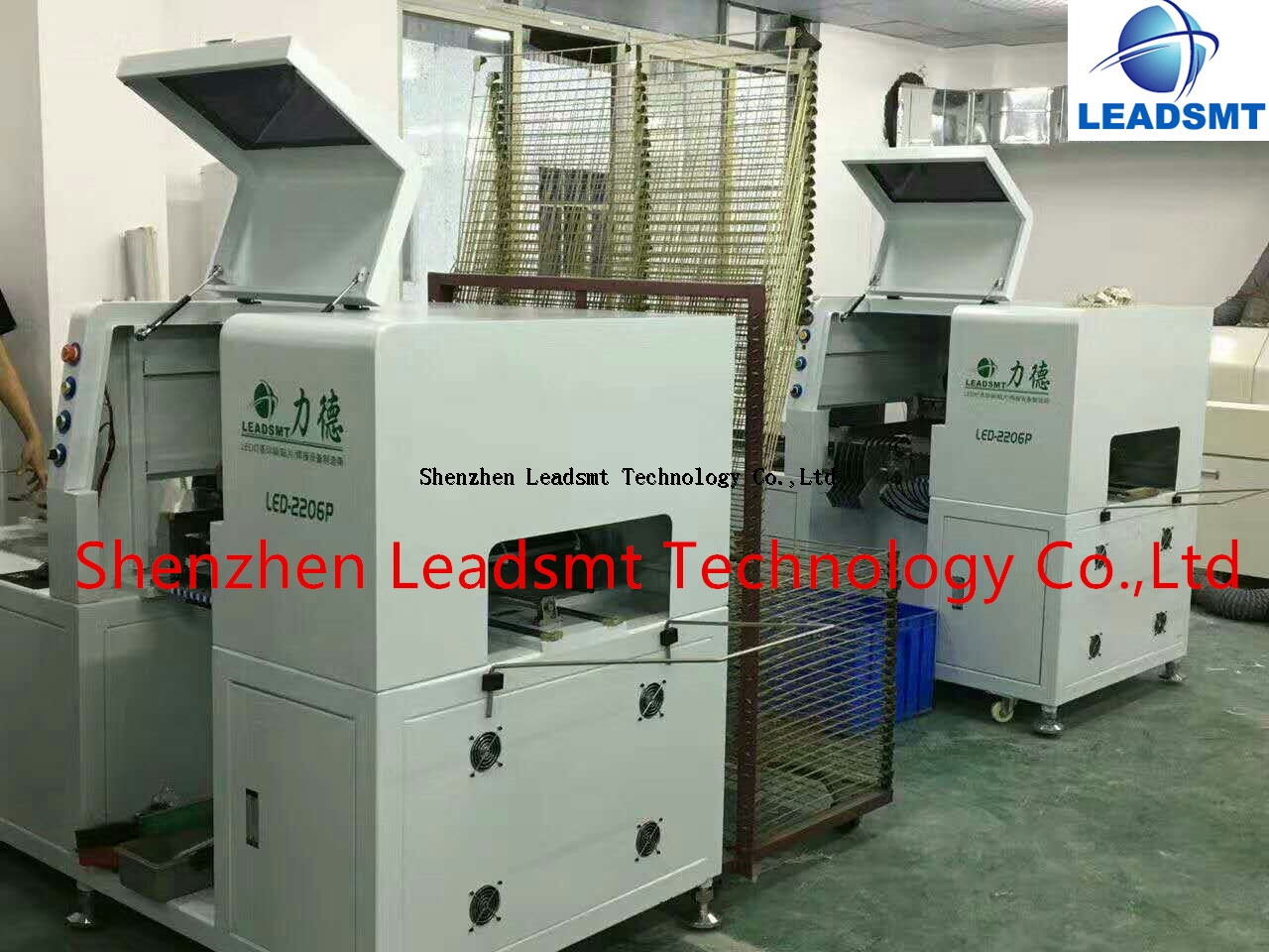 SMD LED PICK AND PLACE MACHINE FOR LED LIGHTS MANUFACTURE