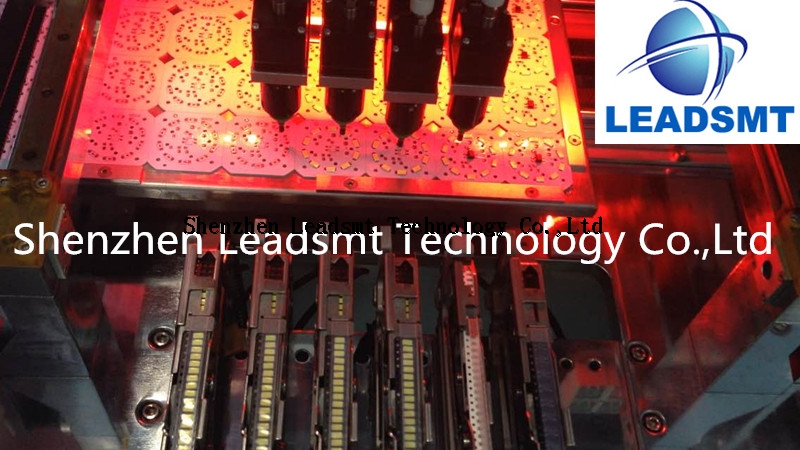 LED Bulbs manufacture machines led smd mounting machine price