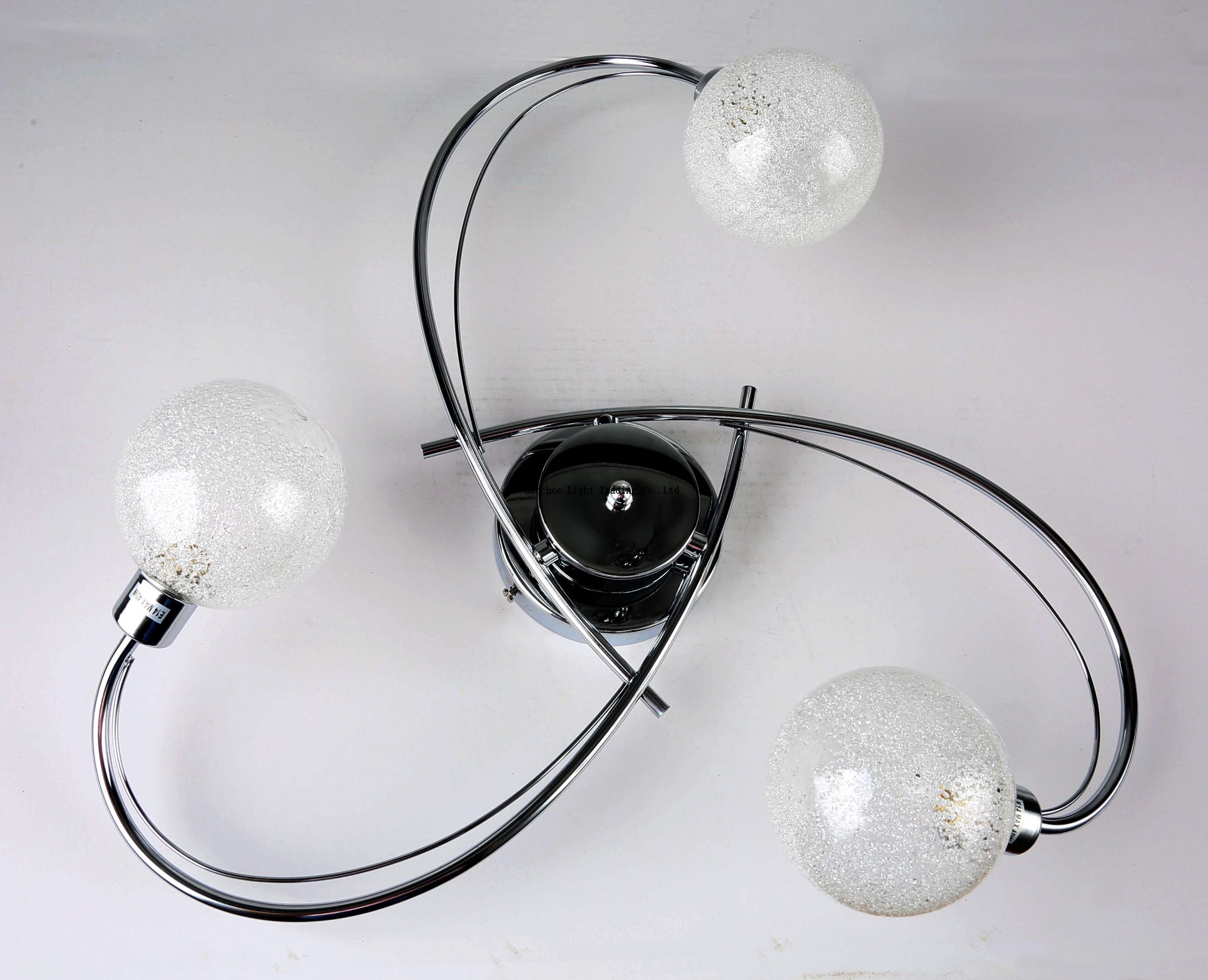 Decorative indoor ceiling light G9 modern ceiling lamparas
