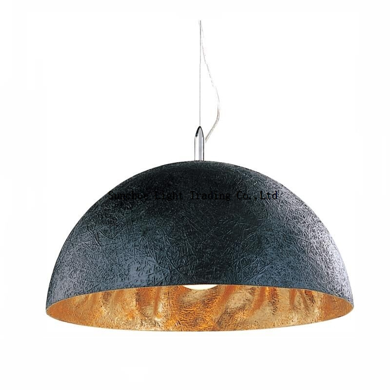 Iron Rusty Pendant lamp industry lamp restaurant pendant light