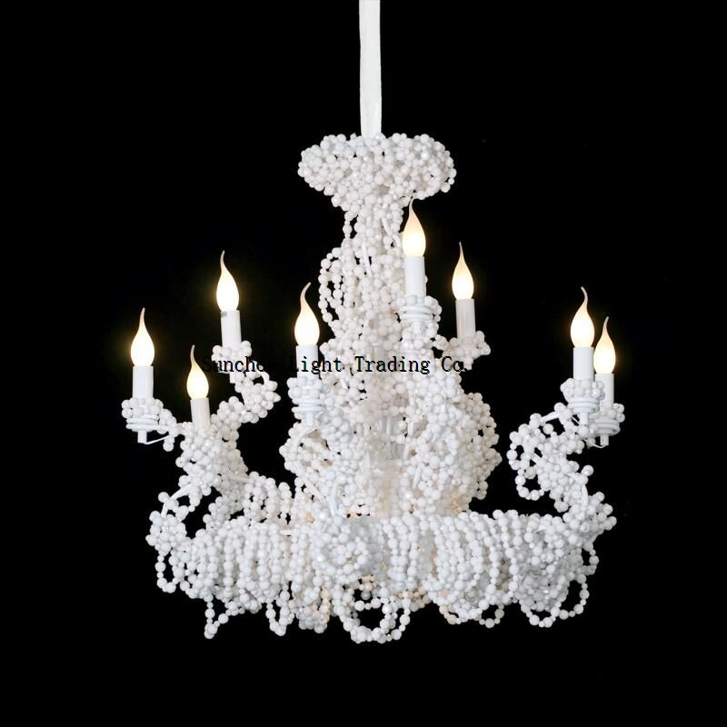 Decorative chandlier lamp project pendant lamp Candle pendant lamparas