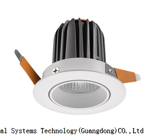 LED Recessed Downlight 5W WR-D35115-5