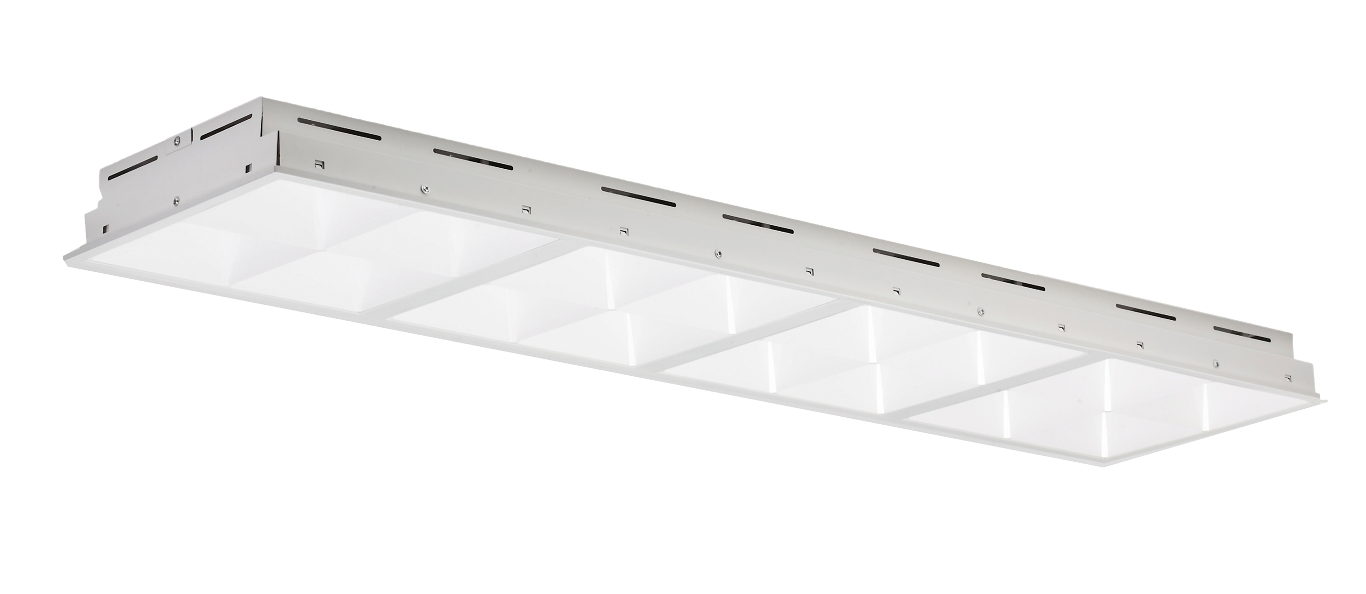 40W Low-glare LED light panel (UGR16) 4000K 80RA 125LM W