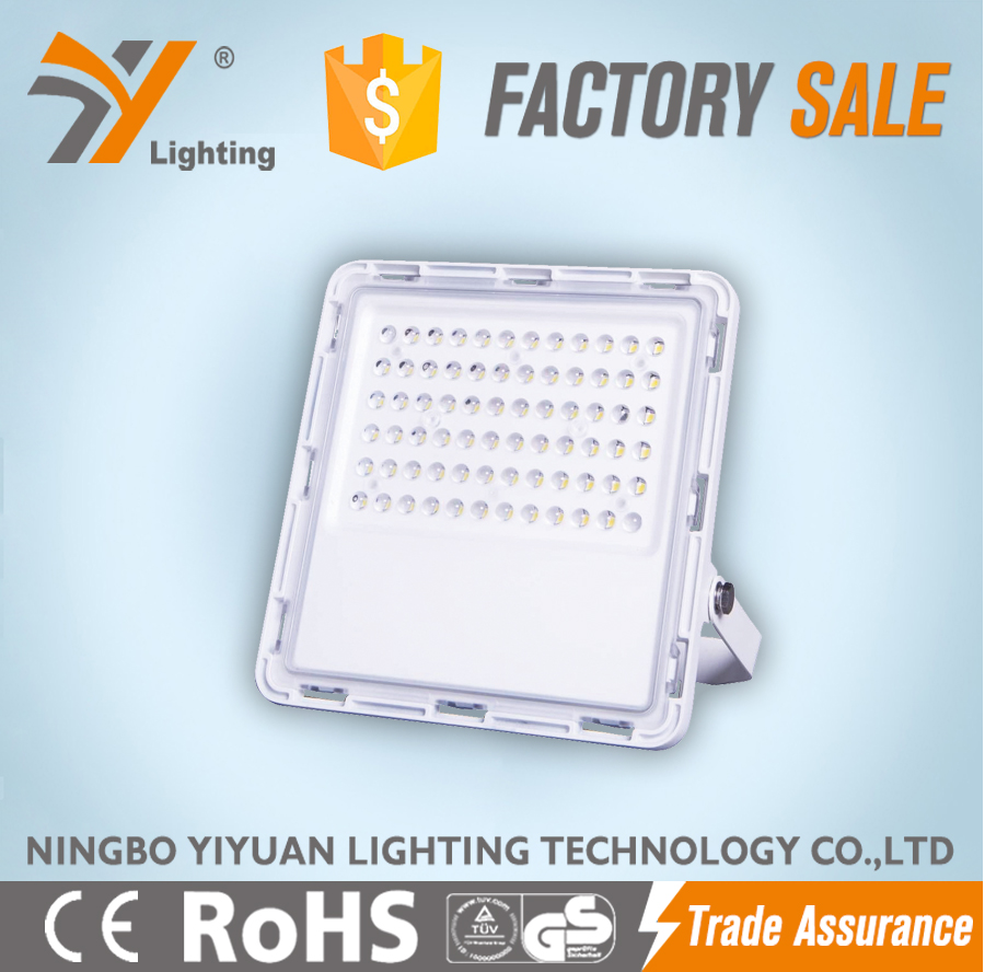 LED White floodlight 50W
