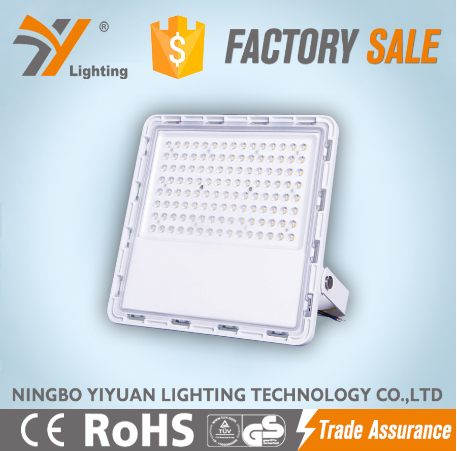 LED White floodlight 100W