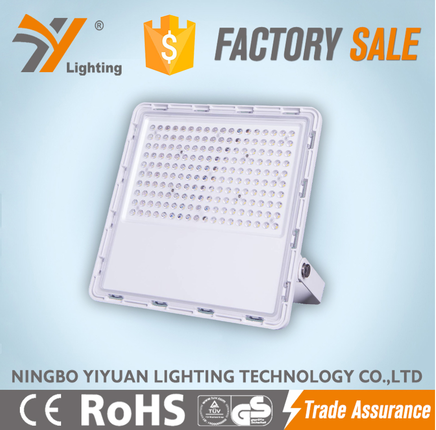 LED White floodlight 150W