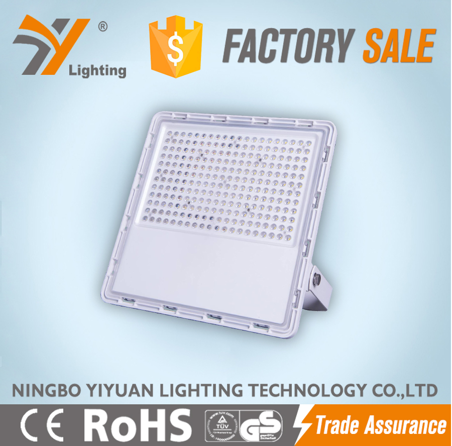 LED White floodlight 200W