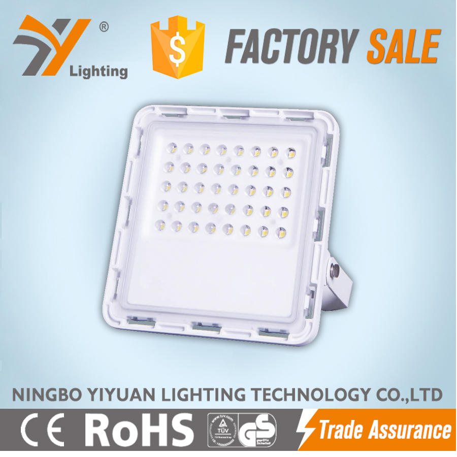 LED White floodlight 30W
