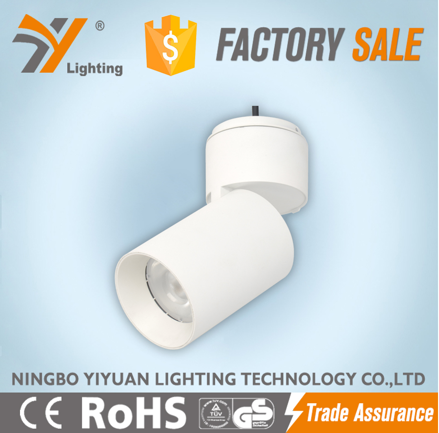 LED Track Light YYTL007-40W3600LM