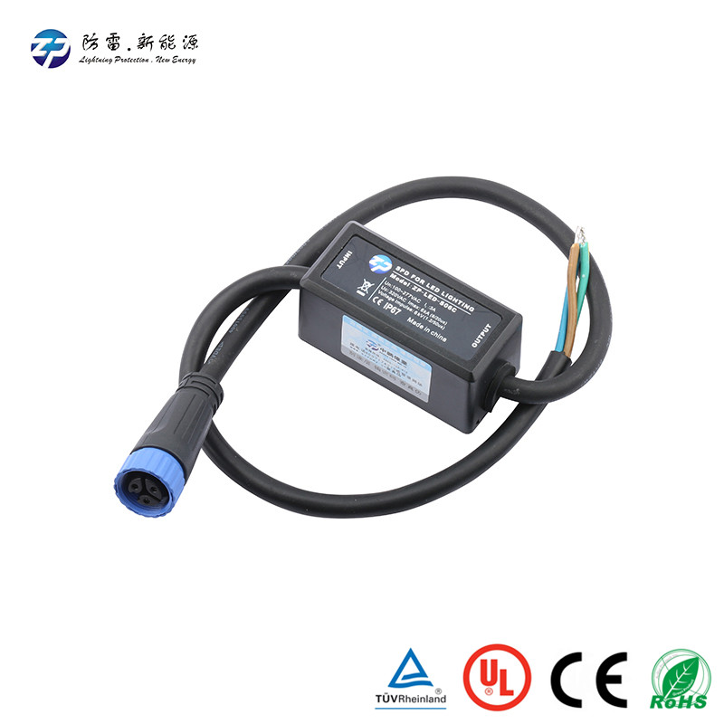 A top sale new Series connection LED industrial surge protector device SPD