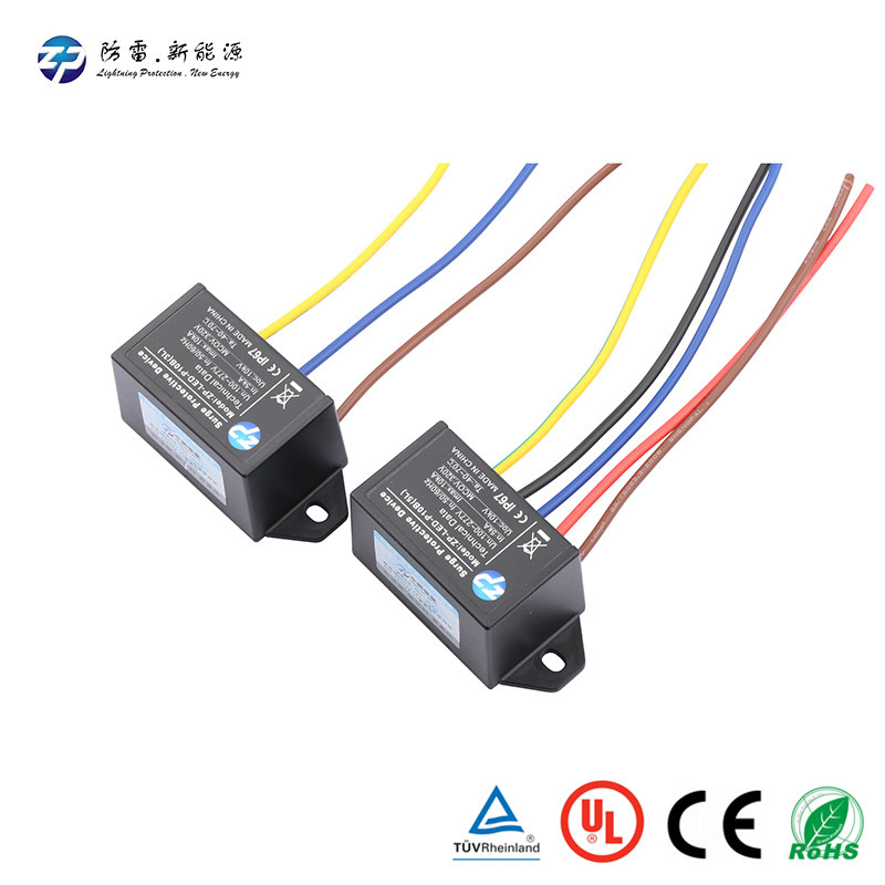 CE 277v quick react over voltage surge protector device