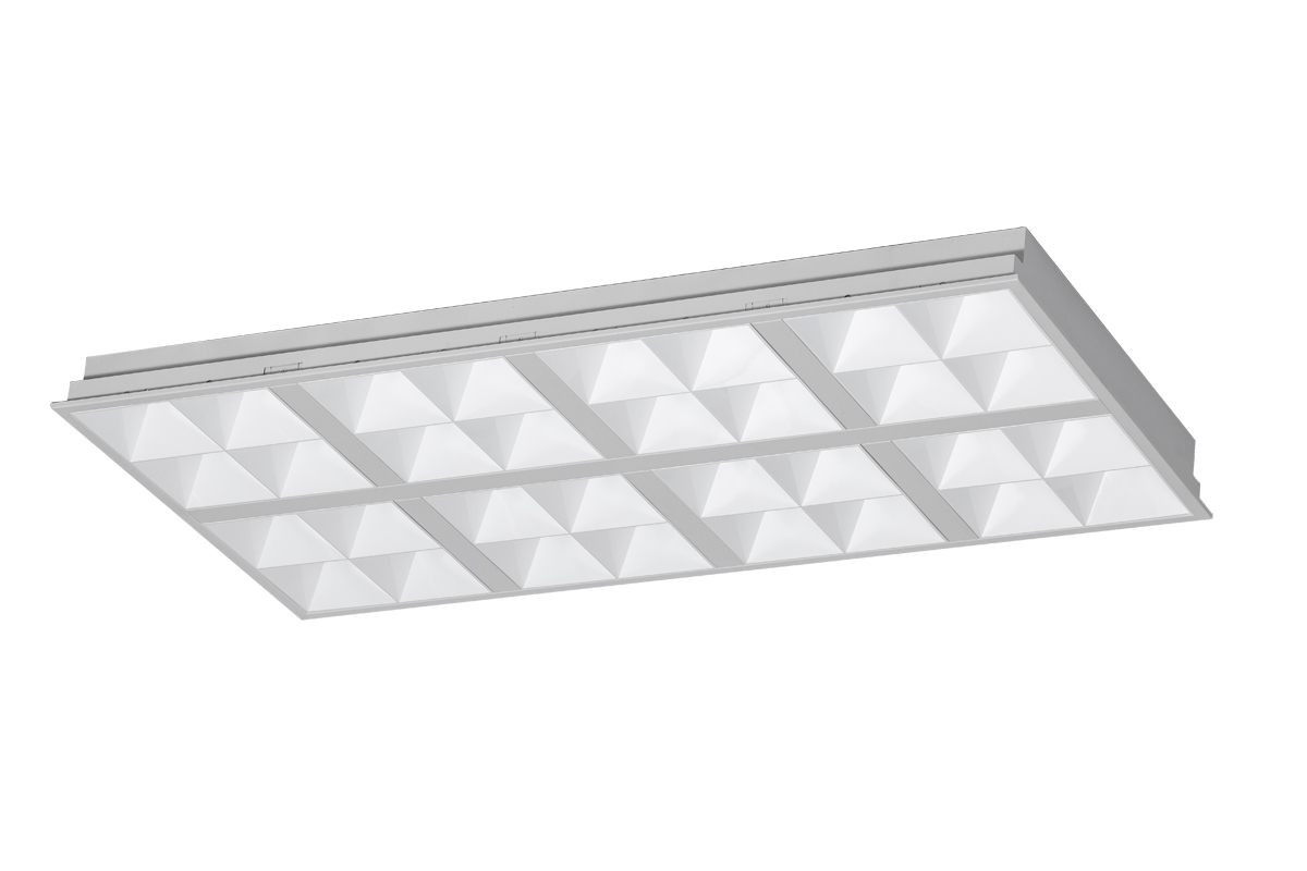 80W 595x1195mm LED panel light LED troffer light (UGR16)