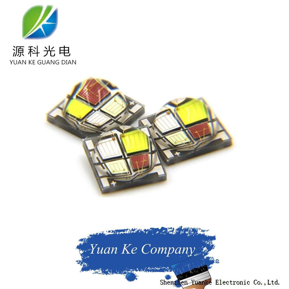 4 in 1 rgbw taiwan epistar chip 1watt 4W 8w 10w 5050 smd rgbw led