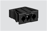EPS7104 20A 250V 3P MALE BLACK