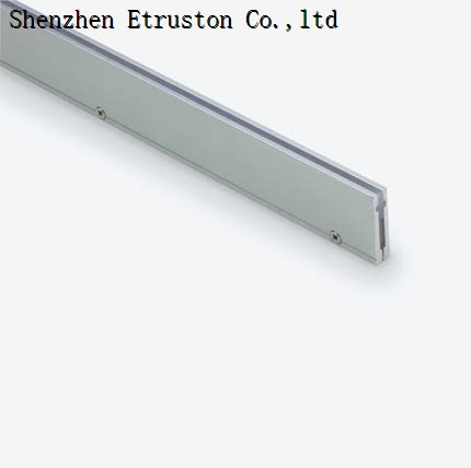 Slim LED Profile Side Emitting Strip groove light 24v RGB