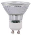 GU10 陶瓷头灯杯 全玻璃灯杯