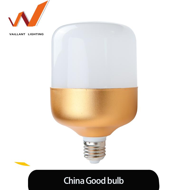 5W10W15W20W30W40W50W T形LED灯泡高功率灯E27 B22 6500K