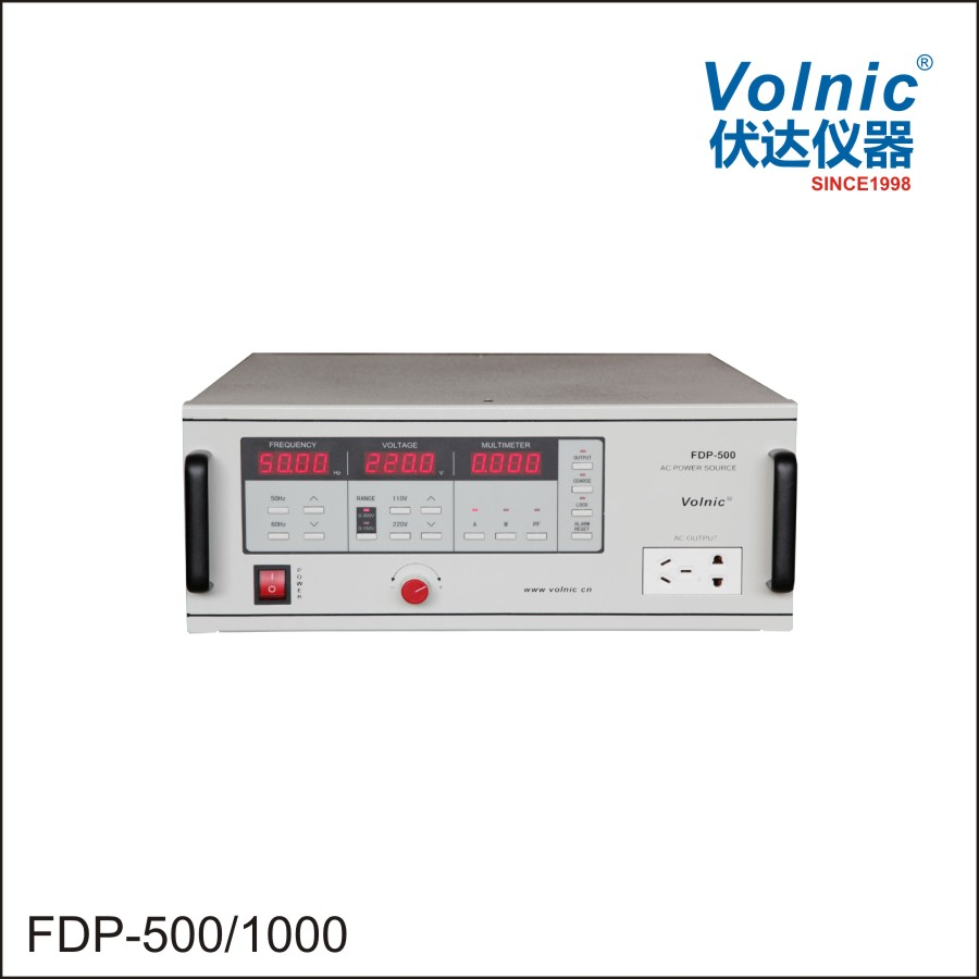 FDP-500 1000 AC POWER SUPPLY