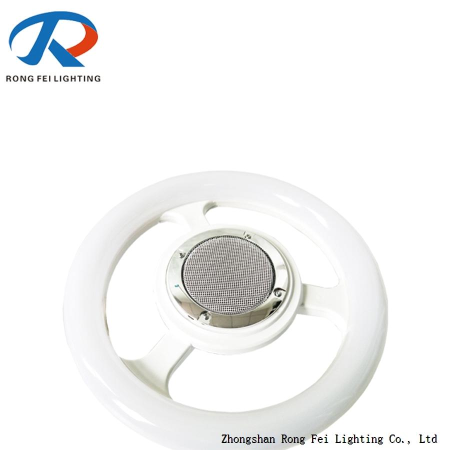 Newly Blue tooth Speaker Led Light Bulb With E27 Base