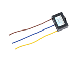 New design LED street light surge protector device