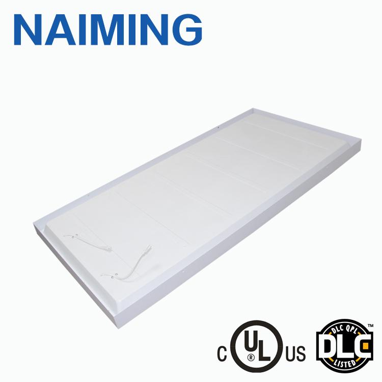 China led flat panel light 2x4 led light panel 603x1213mm