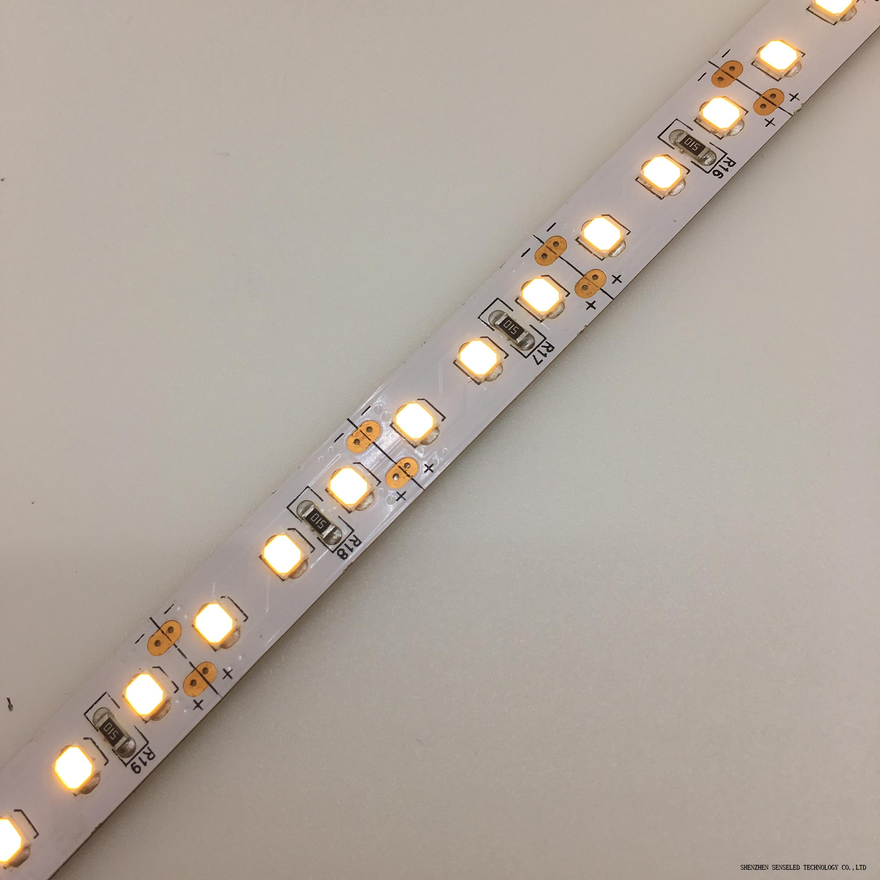 UL Listed 2835-12v-12030K 80RA IP20 Led strip light with 5 warranty
