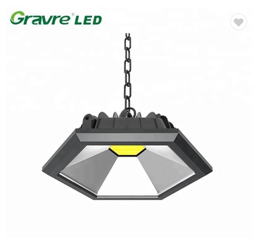 Patent products high lumen water proof free combination hexagon shape industrial lamp led high bay l