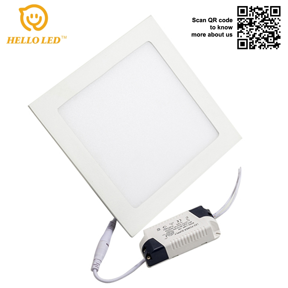 HELLO LED Concealed installation Square NH-81 Series LED Panel Light