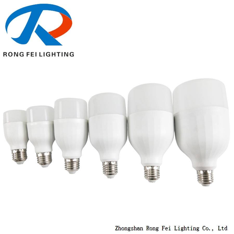 2018 Energy saving newly aluminum plastic completely led lighting bulb