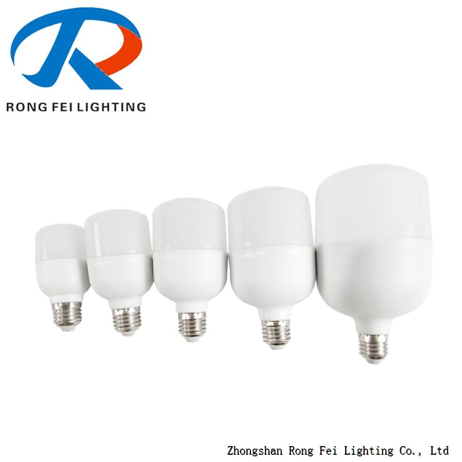 Aluminum Heatsink Led Bulb E27 With High Lumen Lights