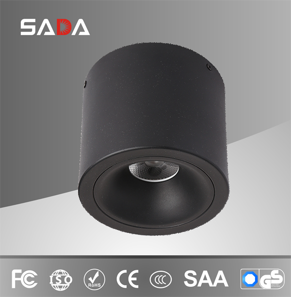 15W 30W anti glare surface mounted downlight