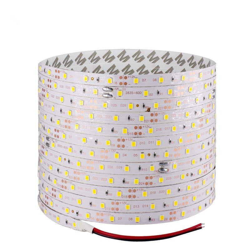 Factory cheap price DC 12V 24V Smd 2835 60pcs led strip lights