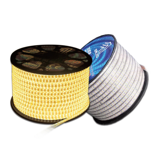 High voltage 110V 220V 2835 waterproof flexible strip LED light