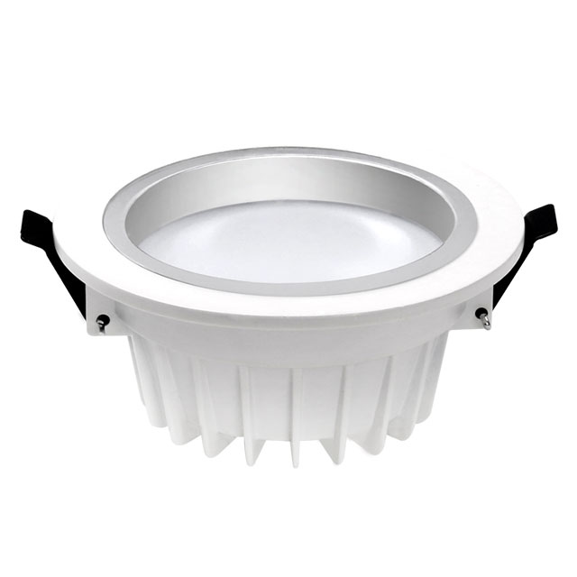 Die cast aluminum painted 2.5 inch 3 W 5W Led downlight recessed