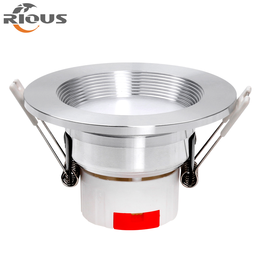 Factory price 3W 5W 2.5inch recessed celling led downlight