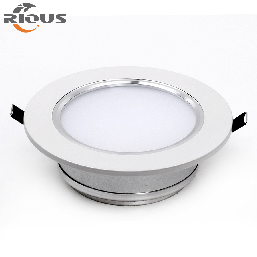 SMD5730 celling epistar chip Led downlight with frosted cove