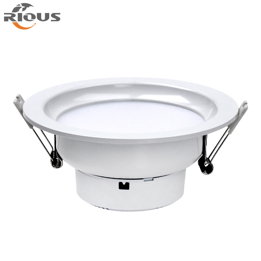 Hot sale Flicker free 5W 7W recessed led downlight