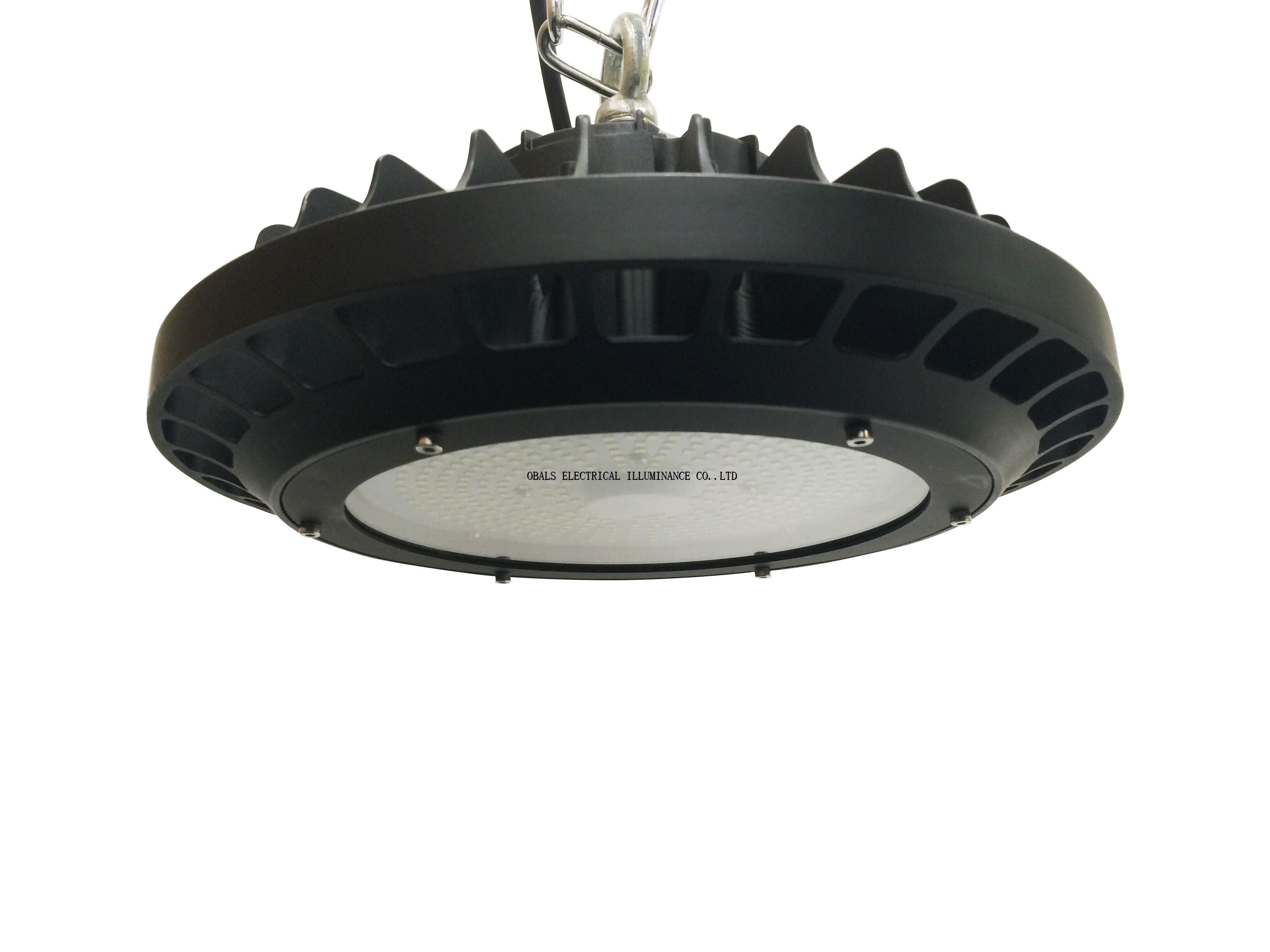Warehouse 5 Years Warranty IP65 SMD 80W 100W 135W 150We Highbay UFO LED