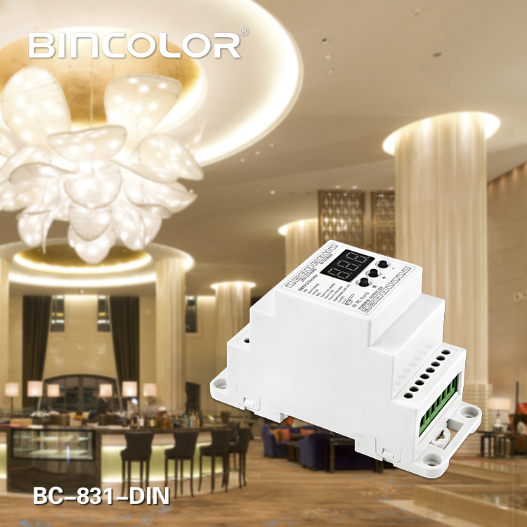 DIND MX512 1CH Constant Voltage decoder