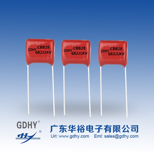 Metallized Film Capacitor CBB28
