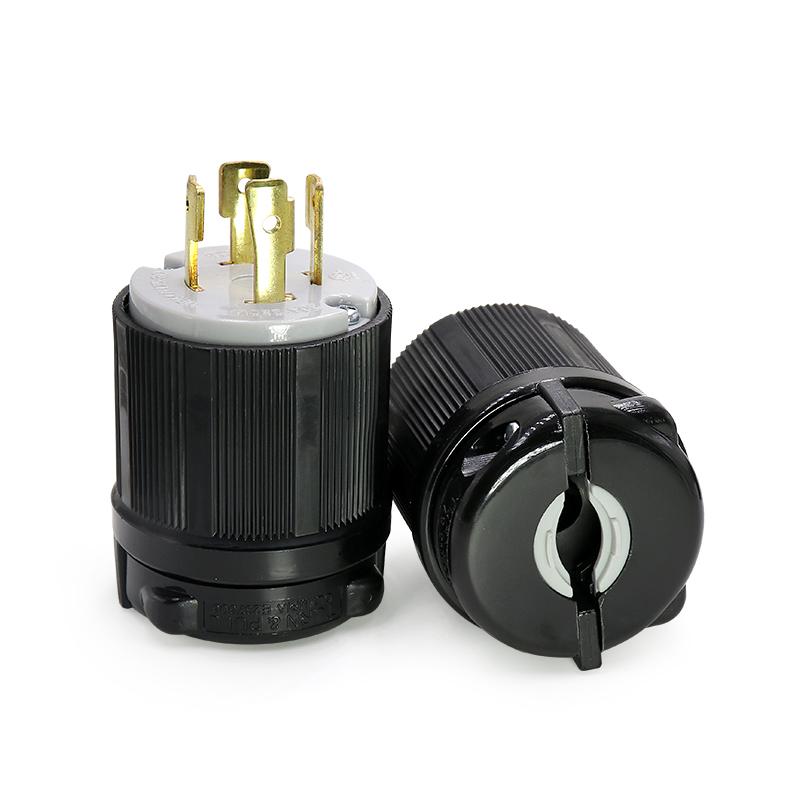 30 Amp 250 Volt Nema L15