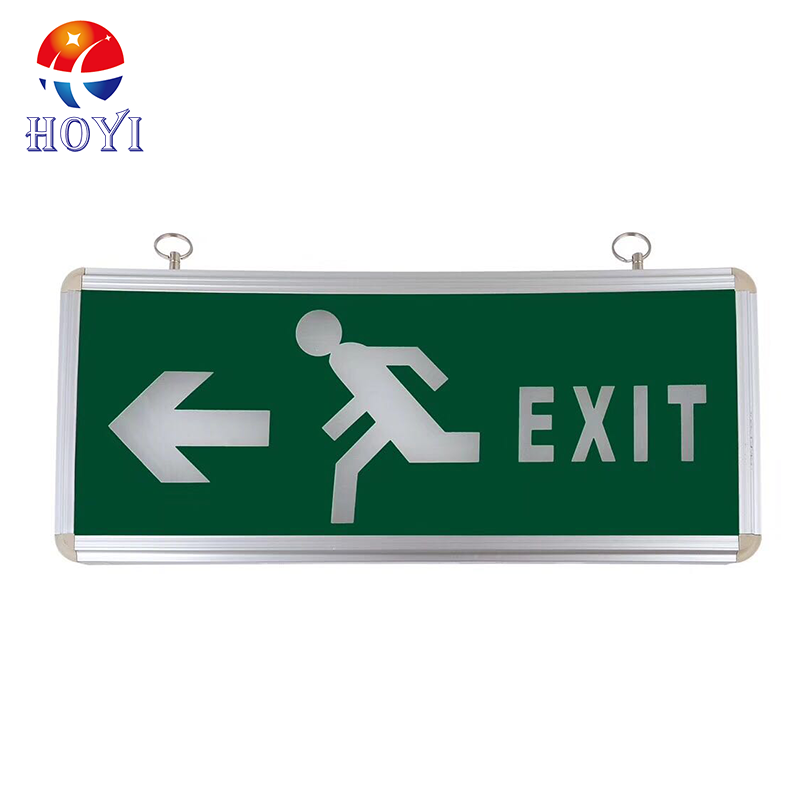 Emergency Exit Sign Light pending mounted emergency light