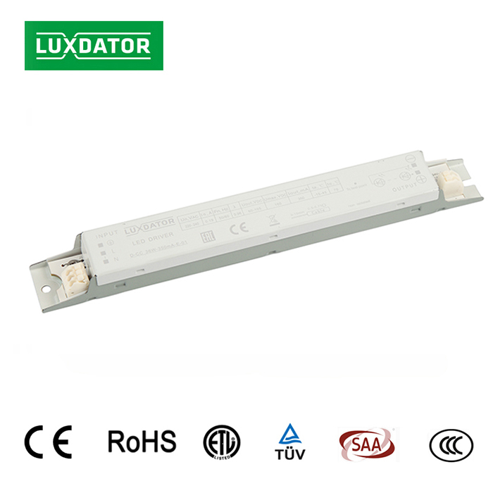 PF0.98 EFF88 30W 35W 50W 75W constant current led driver for tri-proof light