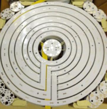 LED Aluminum SMD PCB
